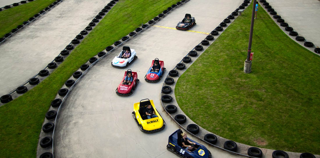 Go Karts - Adventure Sports - Hershey, PA
