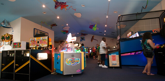Arcade - Adventure Sports - Hershey, PA