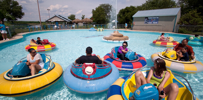 Bumper Boats - Adventure Sports - Hershey, PA