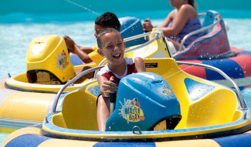 Bumper Boats - Adventure Sports - Hershey, PA