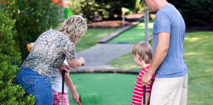 Miniature Golf - Adventure Sports - Hershey, PA