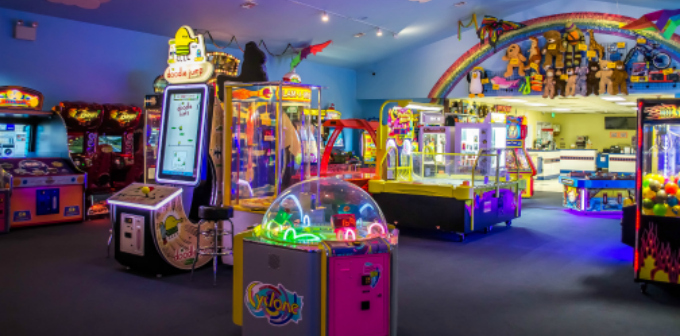 arcade try