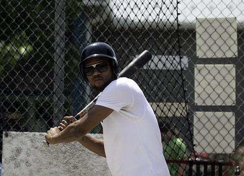 Bus Tour Batting Cages